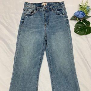 Gianni Bini wide leg jeans